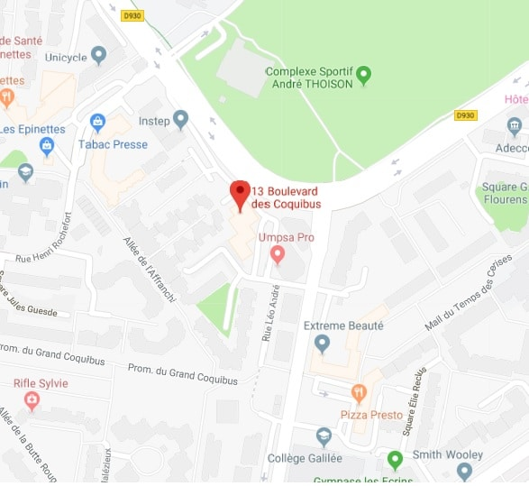 13 boulevard des coquibus, 91000 Evry